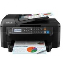 Epson WorkForce WF-2750DWF (A4) Colour Inkjet All-in-One Wireless Printer (Print/Copy/Scan/Fax)