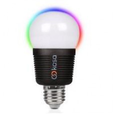 Veho Kasa Bluetooth Smart Lighting LED Screw Cap E27 Bulb